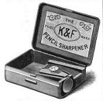 1893 K & F Knife and File Pencil Sharpener OM.jpg (17881 bytes)