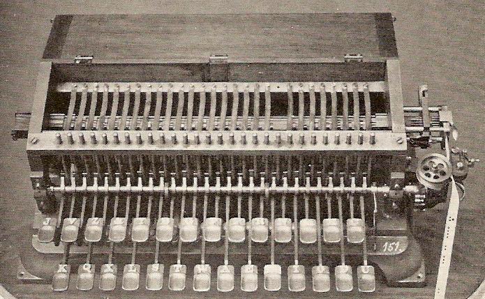 Edison's Automatic Telegraph
