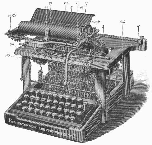 03 печатная машинка Шоулза.