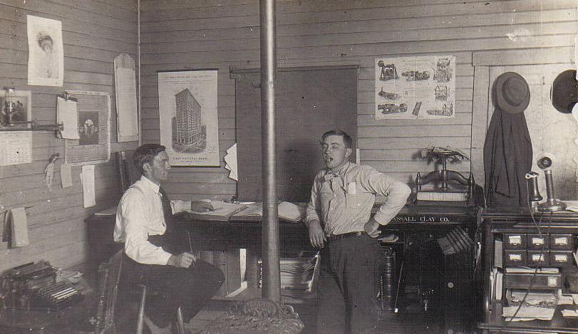 Office Photos 1910 1911