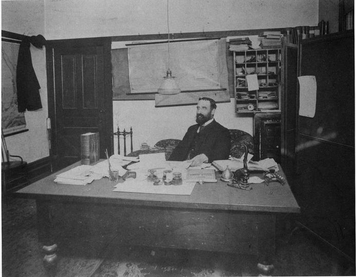 Office Photos 1880s