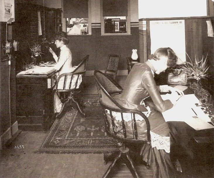 Office Photos ~ 1880s