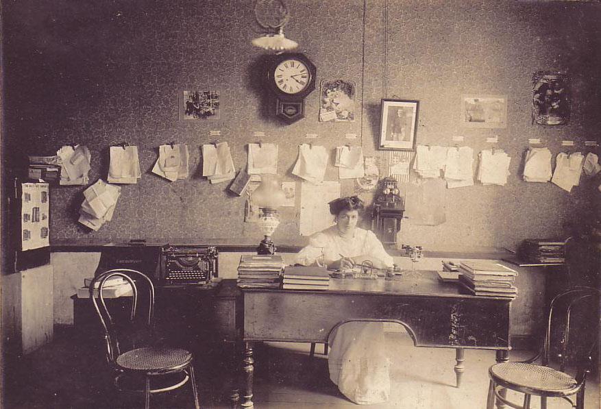 Office Photos 1908 1909