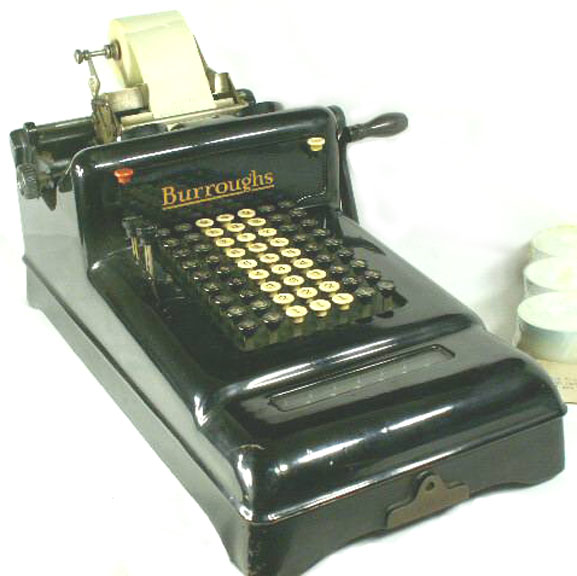 listing machine