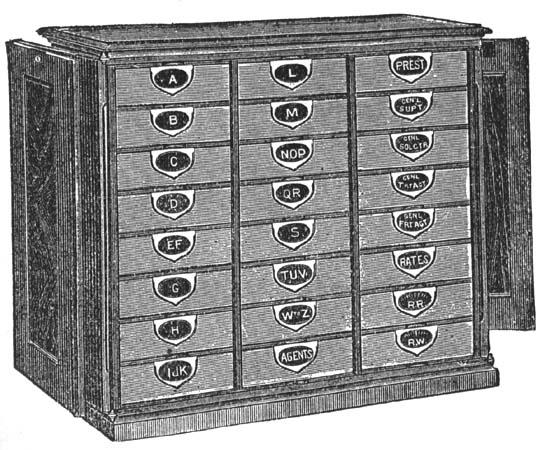 1881 Ambergs Rless Cabinet Letter File Cameron Amberg Co Ny Jpg 73684 Bytes