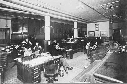 Office Photos 1900 1903