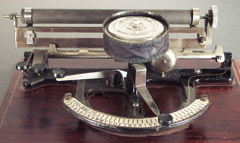 Index Typewriters