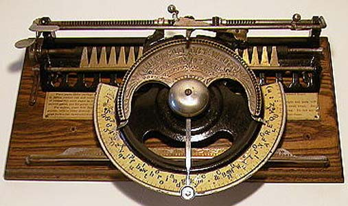 Index Typewriters