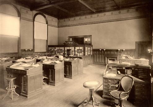 Office Photos 1880s