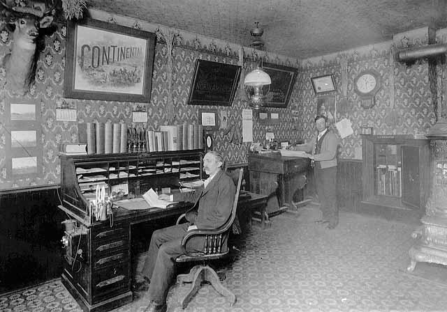 Office Photos 1895 1899