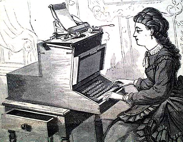 Image result for typewriter